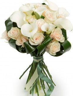 Заказ букетов из живых цветов в туле букет на свадьбу из пионов